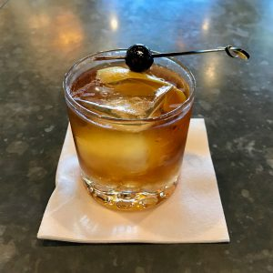 Smoked Old Fashioned Recipe